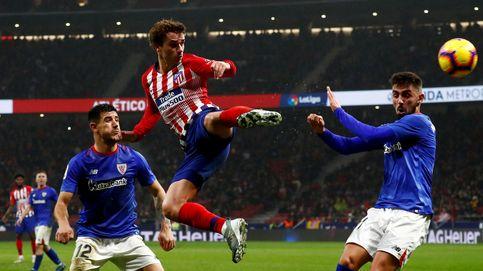Athletic Club - Atlético de Madrid en directo: resumen, goles y resultado