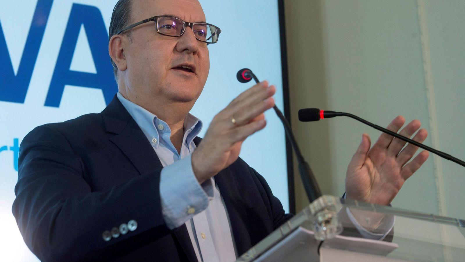 Foto: José María Roldán, presidente de la AEB. (Efe)