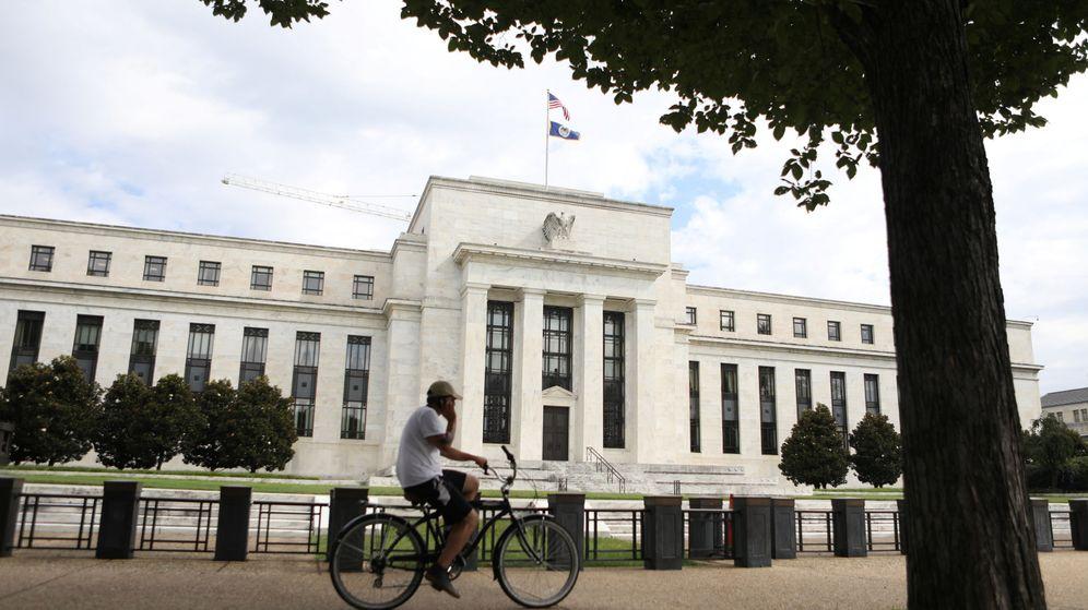 Foto: Sede de la Reserva Federal (Reuters)