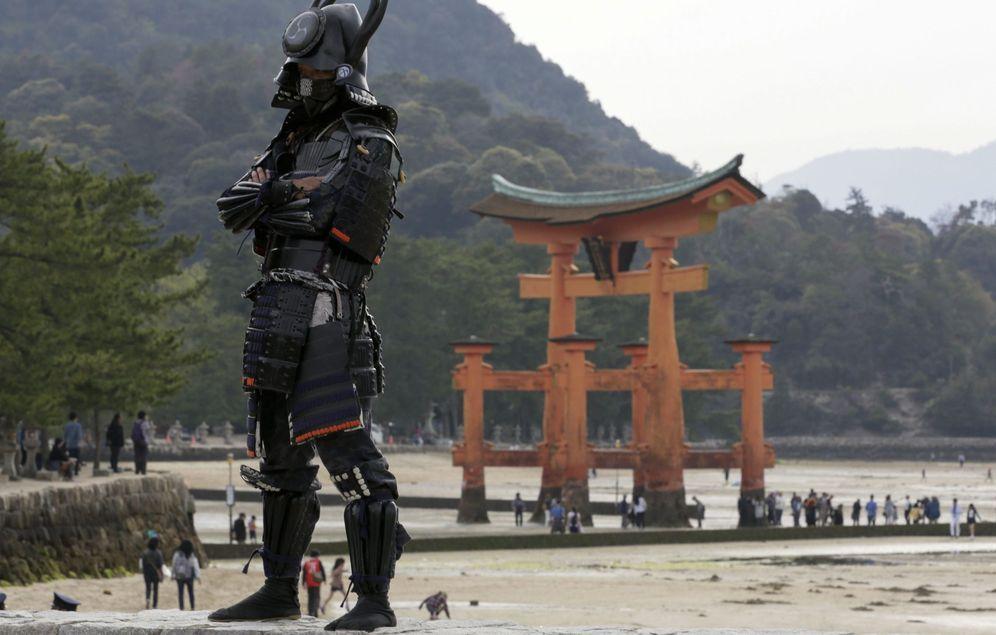 Foto: Las 'Doce reglas de la espada', los recién descubiertos mandamientos del samurái. (EFE)