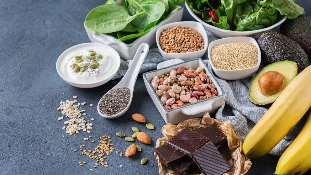 Por qué necesitas magnesio y qué alimentos te lo regalan'