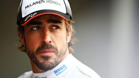 Un recuperado Fernando Alonso publica la primera foto tras su accidente