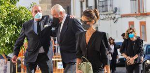 Post de Inés Domecq, el Juli y Rosario, Entrecanales... El emotivo funeral de Mercedes Domecq