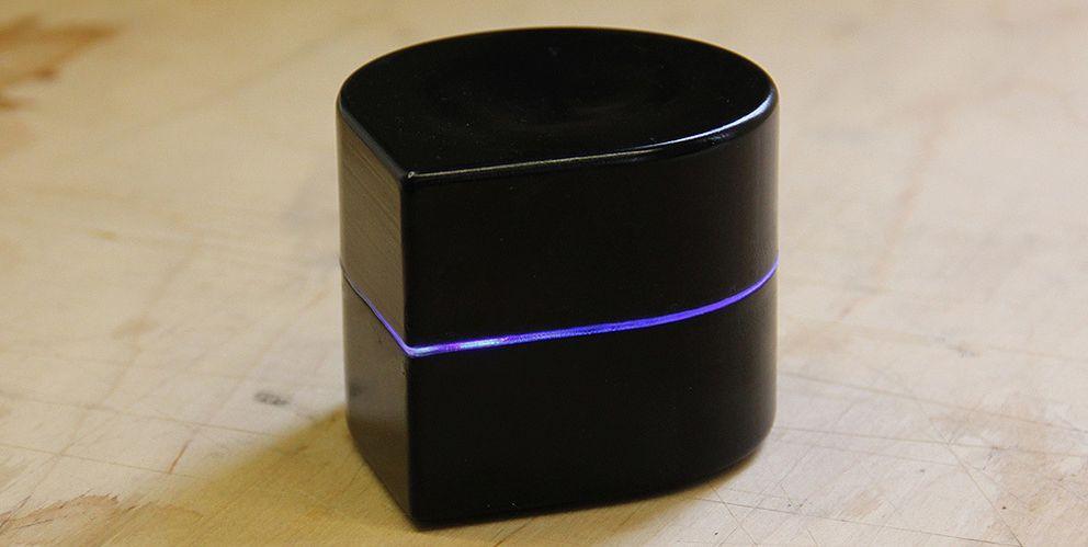 Foto: Este pequeño robot es la primera impresora de bolsillo