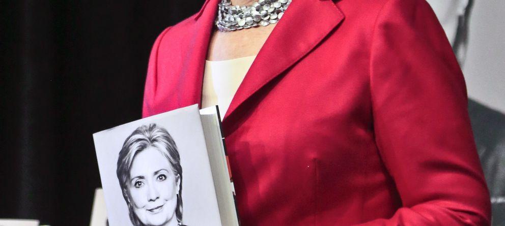 Hillary Clinton: Mi marido y yo estábamos en bancarrota al dejar la Casa Blanca