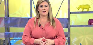 Post de Carlota Corredera se explica tras la subida de tensión de Kiko Matamoros