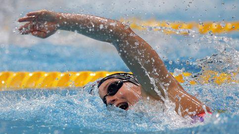 Mireia se queda sin medalla en los 800, le quedan los 400 estilos y Dressel deslumbra
