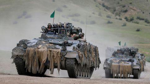 Maniobras militares multinacionales