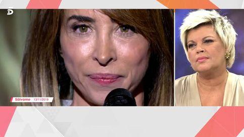 Terelu Campos responde aMaría Patiño por criticar a Carmen Borrego