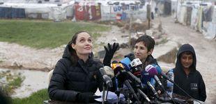 Post de La sorpresa de Angelina Jolie a dos niños que recaudaban fondos con limonada