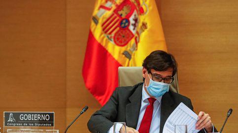 Última hora del coronavirus, en directo | El ministro Illa actualiza la estrategia de vacunación contra el covid-19
