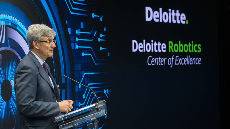 Fernando Ruiz, presidente de Deloitte.