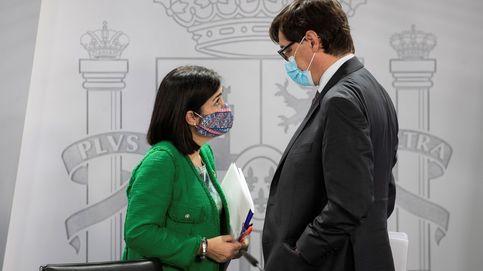 Última hora del coronavirus, en directo | Rueda de prensa tras el Consejo Interterritorial de Salud
