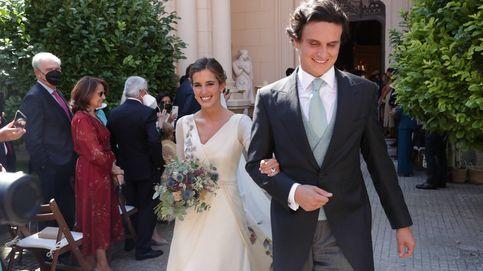Álbum:  Las imágenes más destacadas de las cuatro bodas del fin de semana
