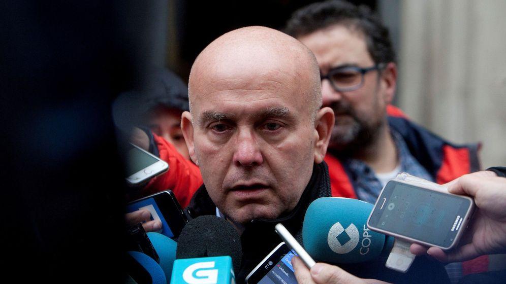 Foto: Gonzalo Boye, abogado de Puigdemont. EFE