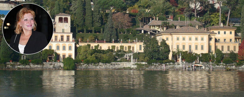 Foto: La baronesa Thyssen viaja a Suiza para desmantelar Villa Favorita