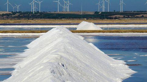 La sal de Cádiz pone sabor a las carreteras de España tras Filomena