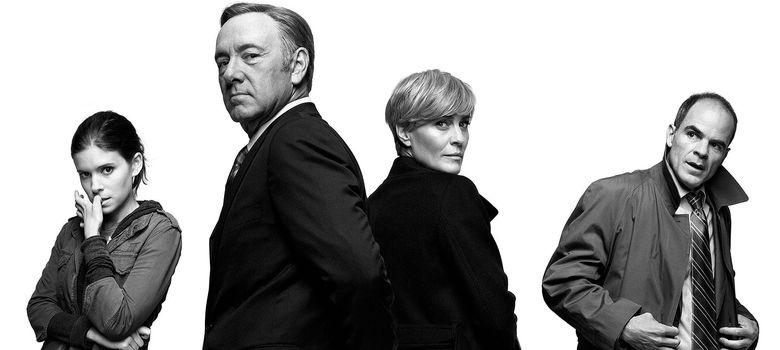 Foto: Imagen promocional de la serie 'House of cards'