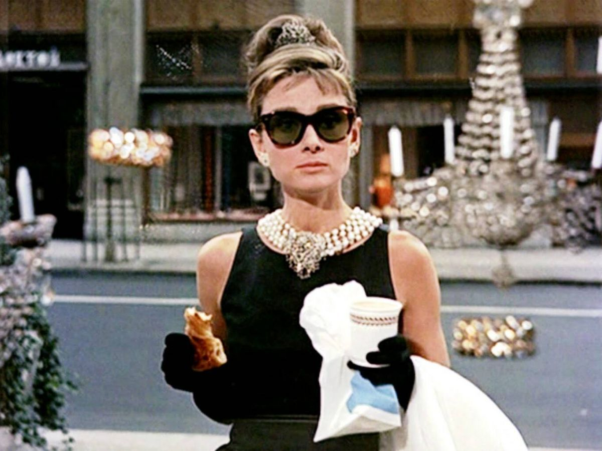 Foto: Audrey Hepburn, en 'Desayuno con diamantes'.