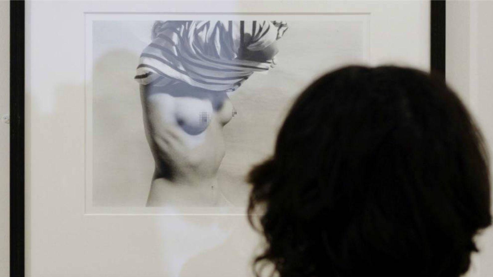Aerte Porno facebook: ¿arte o porno? facebook censura una fotografía con