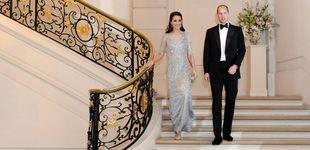 Post de Kate Middleton, una reina de la noche en París