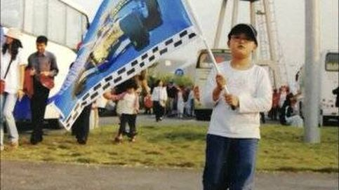 El día que un piloto chino cumplió su sueño en el coche de su ídolo, Fernando Alonso