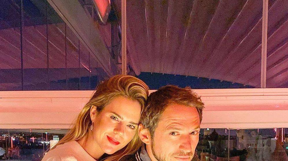 Foto: Amelia Bono y Manuel Martos, en las redes sociales. (Instagram)