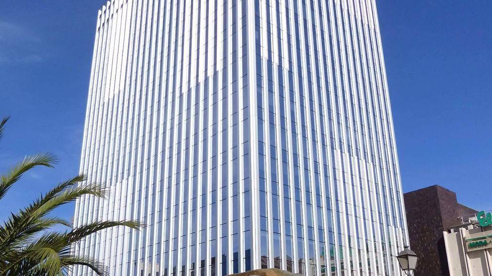 El Corte Inglés vende la Torre Serrano