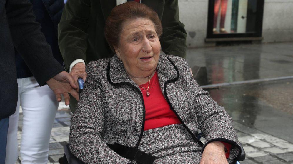 Foto: La infanta Margarita. (J. Martín)