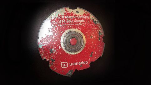 Ni ADSL, ni fibra, ni 4G: la época en la que todo internet cabía en un solo CD