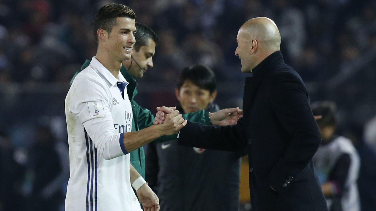 Foto: Cristiano no jugará ante el Sevilla. (Reuters)