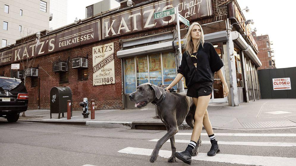 Foto: Sal de paseo. Con o sin perro, pero sal y prueba los múltiples beneficios de caminar 15 minutos al día. (Foto: Puma)