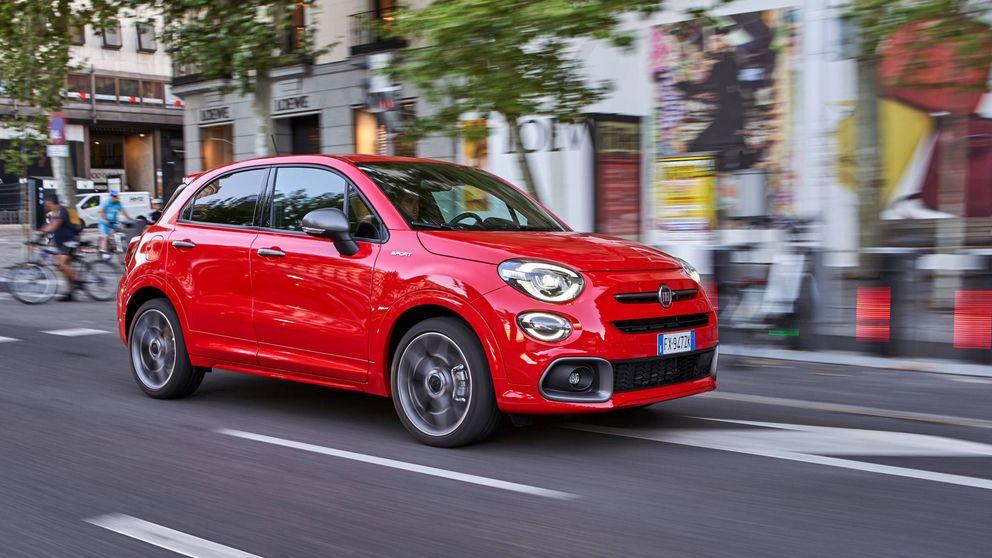Diésel o gasolina... Así es el 'deportivo' más asequible y lógico de Fiat, el 500X Sport