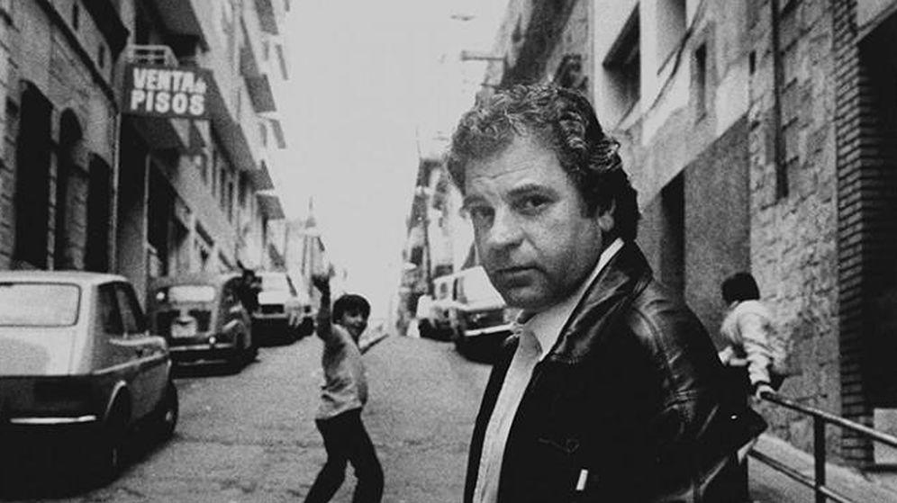 Foto: Marsé, en El Carmelo en los años setenta.
