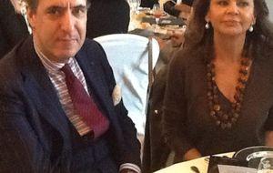 Jaime de Marichalar alterna con Sánchez Dragó y la 'izquierda caviar' en los Premios Loewe