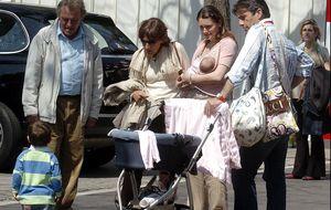 Emilio Sánchez Vicario, padre por cuarta vez