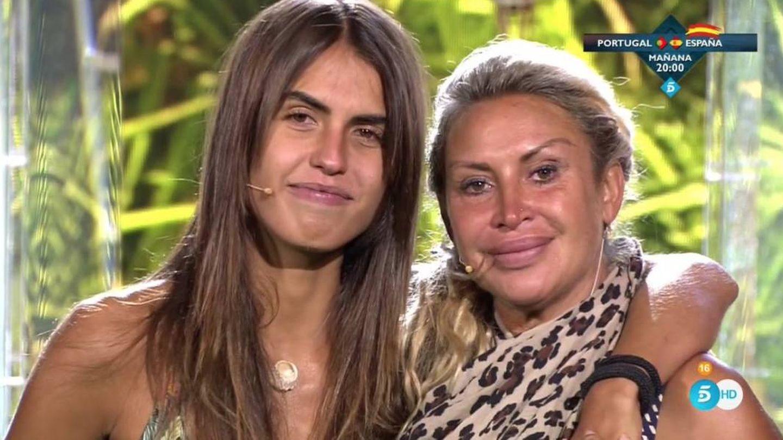 Sofía y Raquel se enfrentan a la última nominación de 'Supervivientes 2018'. (Telecinco)