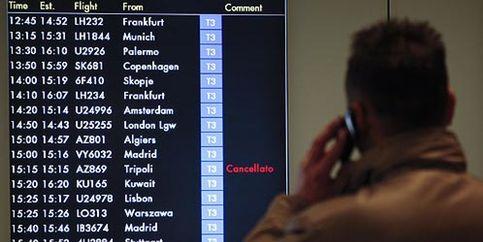 ¿Puede un móvil derribar un avión?