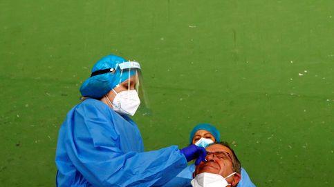 Sanidad registra 9.212 nuevos casos de coronavirus y 389 muertes más