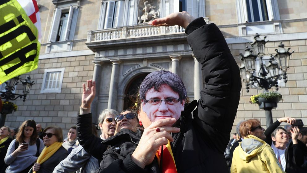 Puigdemont participará en Ginebra en un debate sobre autodeterminación