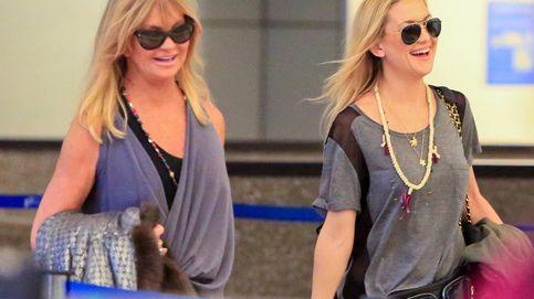 Goldie Hawn, la madre de Kate Hudson, desvela el amor entre su hija y Brad Pitt
