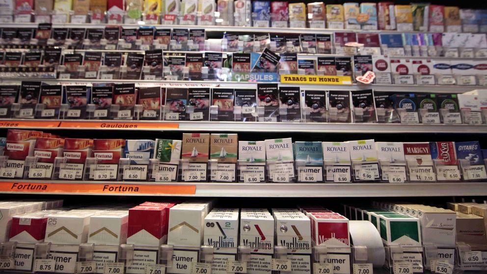 Francia sigue sin poner el logo de la marca en las cajetillas de tabaco