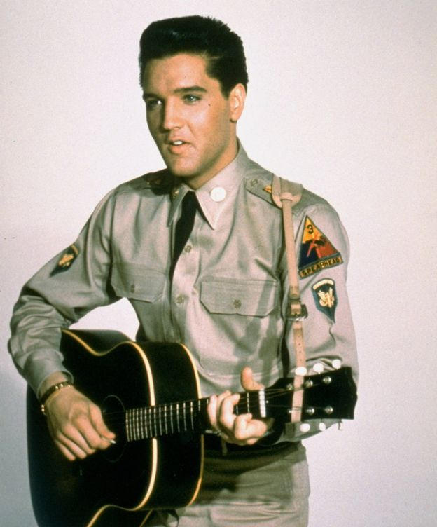 Foto: Elvis Presley en una imagen de archivo. (Gtres)