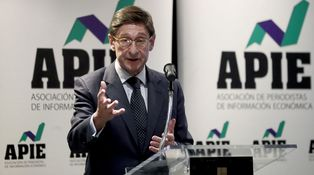 Goiri pide a la prensa que ayude a Bankia porque todos son accionistas, quieran o no