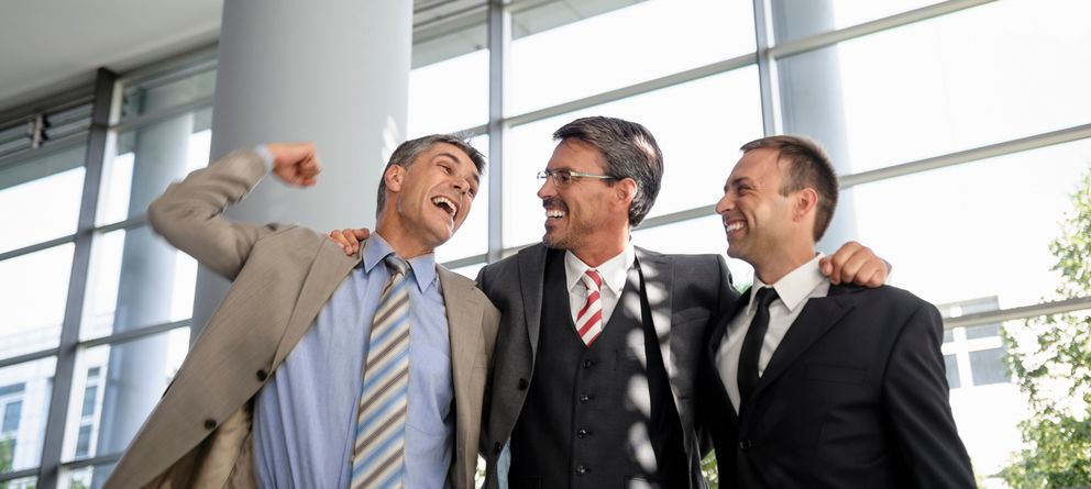 Foto: ¿'Networking' o arribismo? Si de verdad te apasiona lo que haces, atraerás a la gente que necesitas conocer. (Corbis)