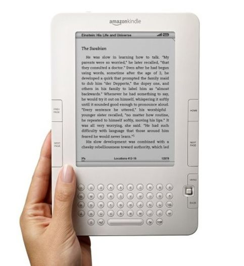 Manual de emergencia para comprar un lector de eBooks