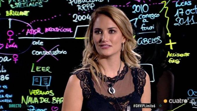 Alba Carrillo, en 'GH VIP': ataques a Fonsi y Feliciano, depresión y asfixia económica
