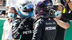 Resultado Fórmula 1: pole de Bottas, debacle de Ferrari y Carlos Sainz saldrá 8º