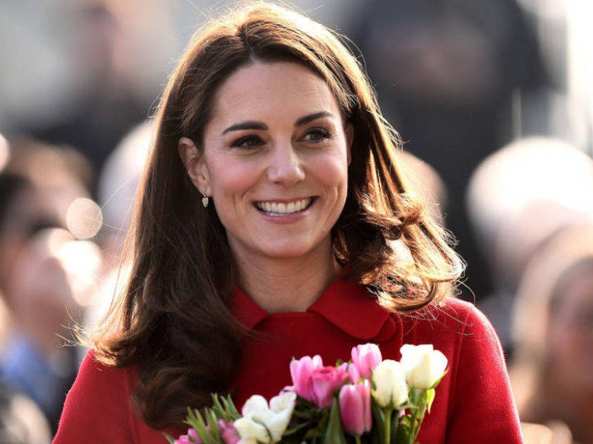 Foto:  Kate Middleton. (Getty)