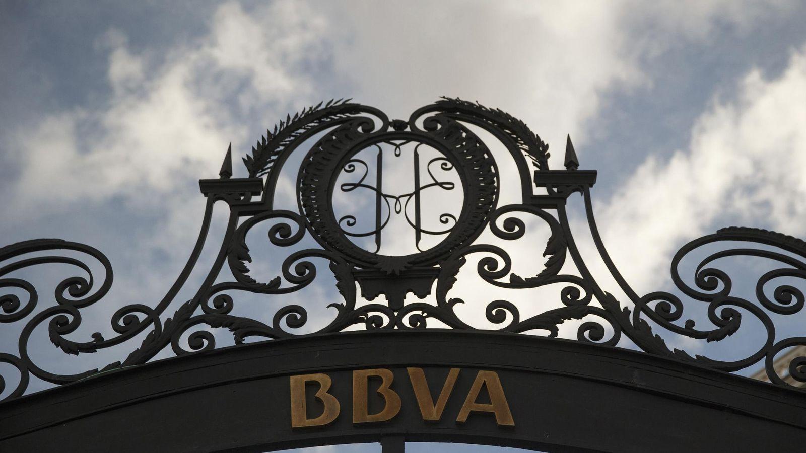 Foto: El logo de BBVA. (Reuters)